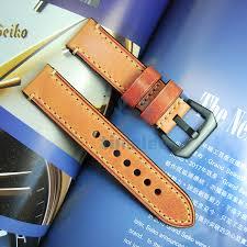 genuine leather watchbands men women