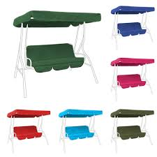 2 seater swing seat canopy cover