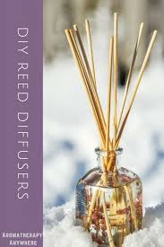 diy reed diffusers with essential oils