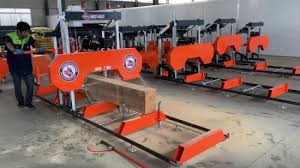 band saw mill sawmill with tuv ce