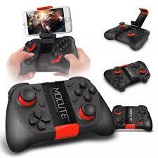 Tay cầm chơi game Mocute dùng kết nối bluetooth cho điện thoại và android  tivi