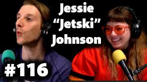 "Jeremiah Wonders... #116 - Jessie ""Jetski"" Johnson (Kill Tony ..."