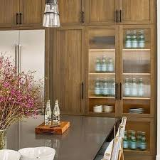 rippled glass kitchen cabinet doors