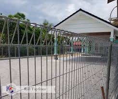 Kst Welded Mesh Fence Security Fencing Builtory Product
