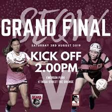 Grand Final Time ! – Burleigh Bears RLFC