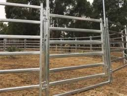 Metal Cattle Horse Fence Panels Portable Corral Panels Corrosion Resistant For Sale Horse Corral Panels Manufacturer From China 108682182