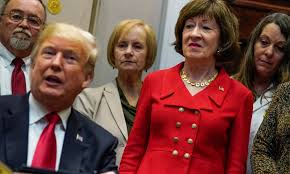Impeachment trial places Collins in historic squeeze
