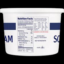 daisy sour cream 3 lb walmart