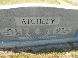 Effie Greene Atchley (1911-2002) - Find A Grave Memorial