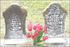 Freddy and Eddy GOGGANS in Reed Cemetery