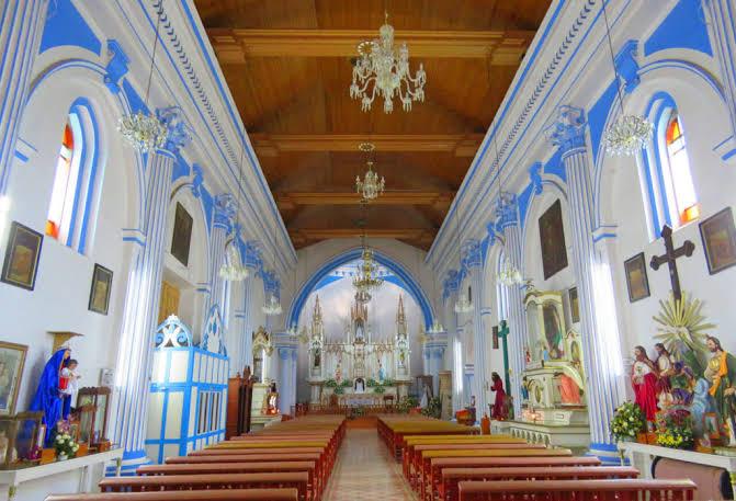 """Resultado de imagen de Templo de Santa Lucia"""""""