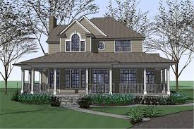 country house plan 3 bedrms 2 5