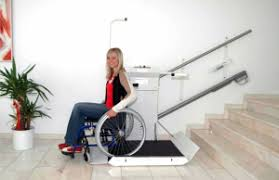 wheelchair lift options for a smaller