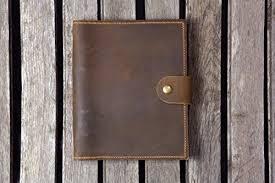 binder notebook a5 leather organizer