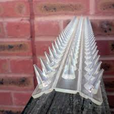 Fence And Wall Spikes Grey 0 70 Fence Security Fence Cat Deterrent