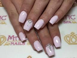 acrylic nail tips how to apply