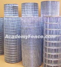 Galvanized Welded Wire 2in X 4in Academy Fencenj Pa Ny
