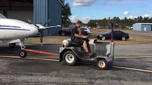 homebuilt aircraft tug test 1 you