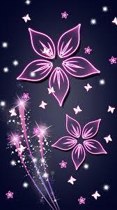 أزهار جميلة المتوهج خلفيات حية For Android Apk Download