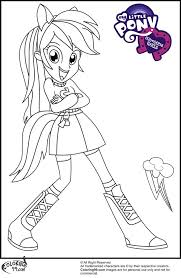 mlp equestria s coloring pages