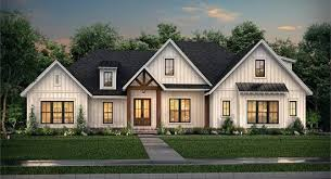 farmhouse plans country ranch style