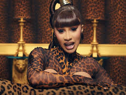 Cardi B Cries After Wap MV Release From ...