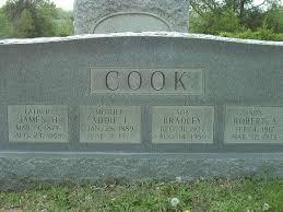 Susan Addie Fuller Cook (1889-1977) - Find A Grave Memorial
