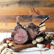 bone in standing ribeye roast recipe