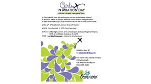 Dubuque Airport - What a great event coming up for girls... | Facebook