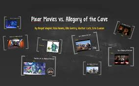 Pixar vs. Allegory of the Cave by Abigail Wagner