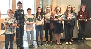 Students win scholarships at Hands on History competition | Sequim Gazette
