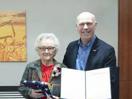 Glasgow Resident Recognized For Service to Country and Community | News  Break
