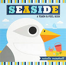 Seaside (Touch and Feel re-jacket): Natalie Marshall: Amazon.com ...