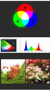 Đèn led thủy sinh Chihiros WRGB (45, 60, 90, 120) - Chỉnh màu bằng App