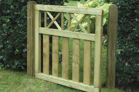 Wooden And Metal Gate Supplies Four Seasons Fencing