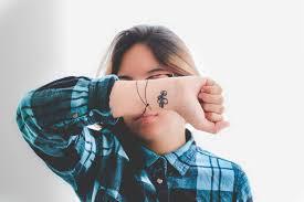 Tatuaze Damskie Nadgarstek Jeilliebean