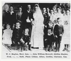 Clarence Richmond Hughes (1882 - 1946) - Genealogy