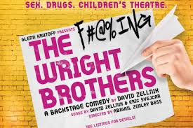 Theatre Is Easy | Reviews | The F#@%ing Wright Brothers