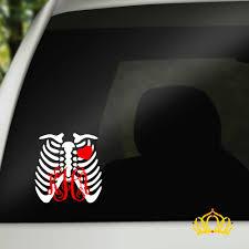 Monogram Radiology Technician Decal Dash Of Flair