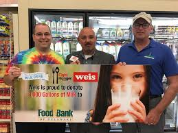 weis markets donates 1 000 gallons of