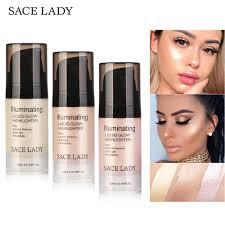 sace lady liquid highlighter cream