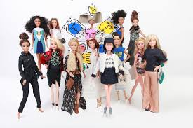 barbie gets a makeover from 13 fashion