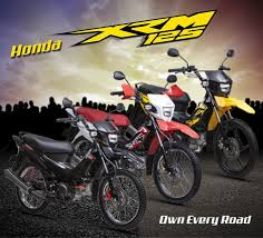 honda xrm 125 series motorcycles
