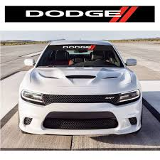 New Dodge Elite Car Truck Front Back Windshield Window Decal Stick Emblem Ebay
