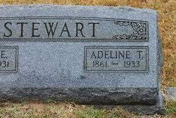 Adeline Thompson Stewart (1861-1933) - Find A Grave Memorial