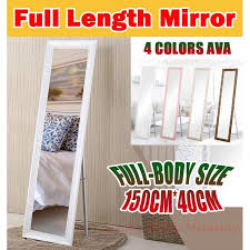 full length mirror standing not wall
