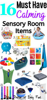 16 Sensory Room Products For Children With Spd And Autism