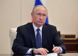 Обращение Владимира Путина в День Победы 9 мая 2020 года к ...