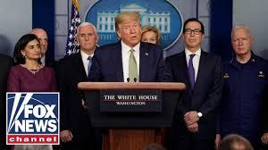 Trump, Coronavirus Task Force hold a ...