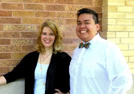 Texas Wesleyan University Department of Music - **TONIGHT** Come enjoy  musical selections performed by Mary Grim and Daniel Hernandez, showcasing  their talent and hard work. They are accompanied by the amazing Aimee